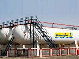 Bulk LPG Installation